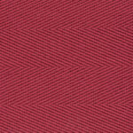 Cherry Cotton Herringbone