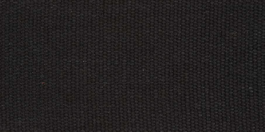 Black Linen Basketweave