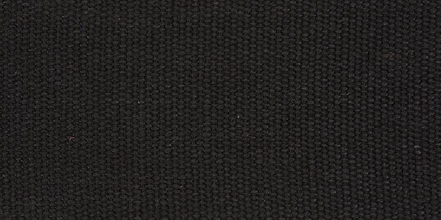 Black Linen Basketweave